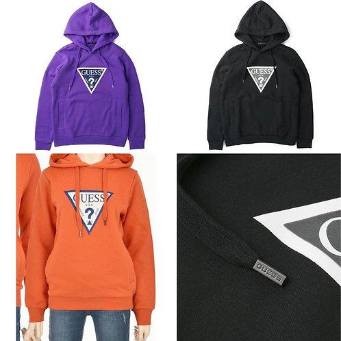 ●預訂貨品● Guess OG Triangle Logo Hoodie