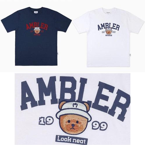 ●預訂貨品● Ambler Bear Logo Tee