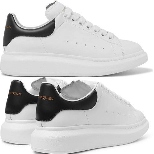●預訂貨品● Alexander McQueen Leather Oversized Sneaker
