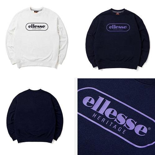 ●預訂貨品● Ellesse Box Logo Sweatshirt