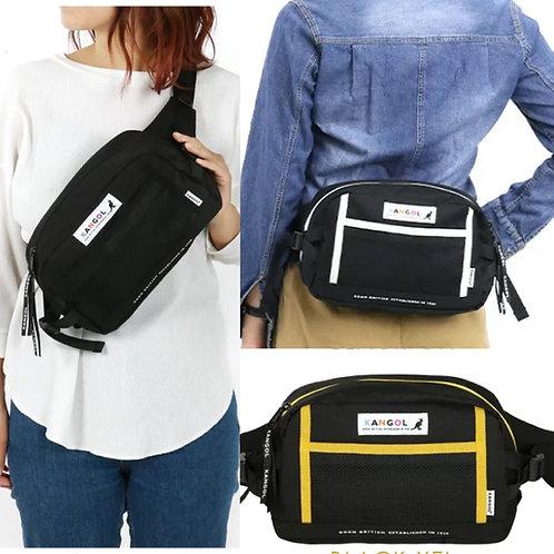 ●預訂貨品● 日版🇯🇵 Kangol Unisex Waist Bag