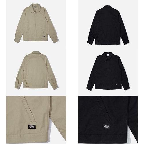 ●預訂貨品● Dickies Logo Zip Up Jacket