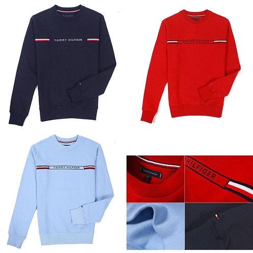 ●預訂貨品● Tommy Hilfiger Tape Logo Sweatshirt