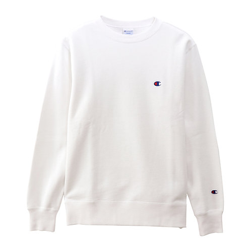 日版 Champion Small Logo Sweatshirt