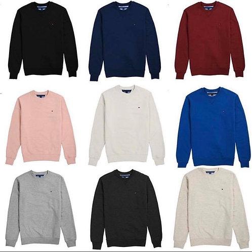 ●預訂貨品● Tommy Hilfiger Basic Small Logo Sweatshirt