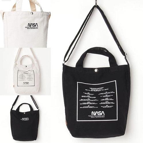 ●預訂貨品●日版 NASA 2 Way Shoulder/Tote Bag