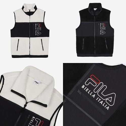 ●預訂貨品● Fila Logo Padded Vest