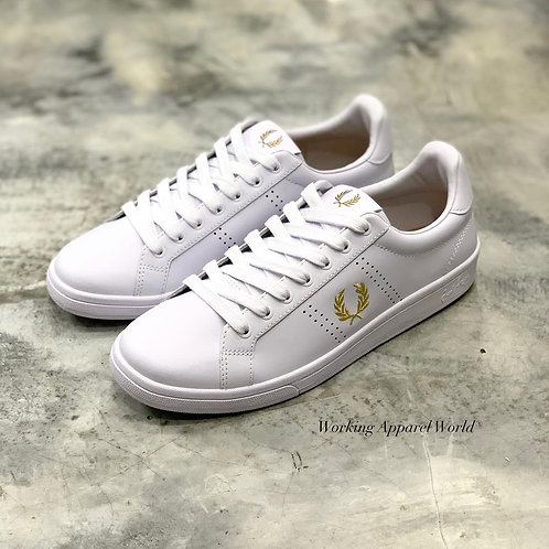●預訂貨品● Fred Perry Leather Sneaker