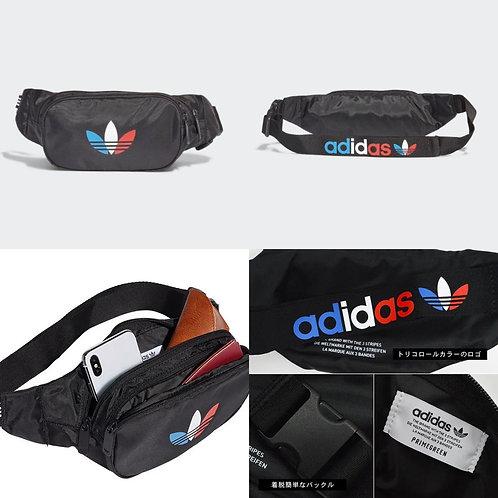 ●預訂貨品● Adidas Logo Waist Bag