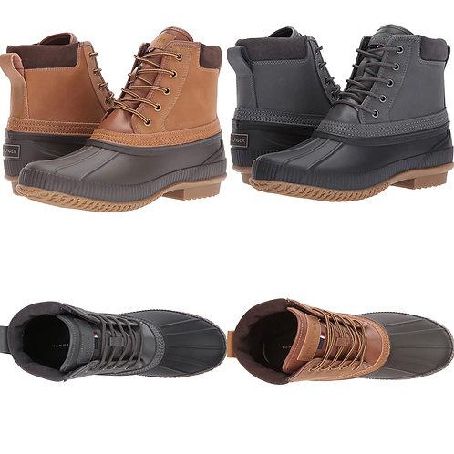 ●預訂貨品● Tommy Hilfiger Leather Duck Boot