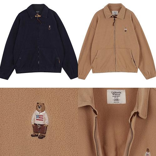 ●預訂貨品● Who.A.U. Fleece Jacket