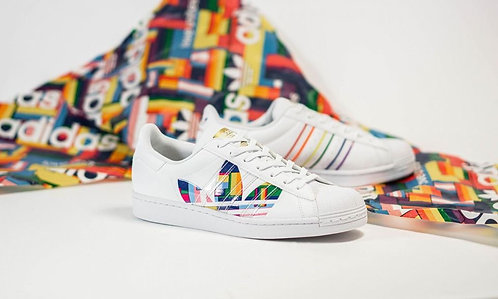 ●預訂貨品● Adidas Superstar Pride