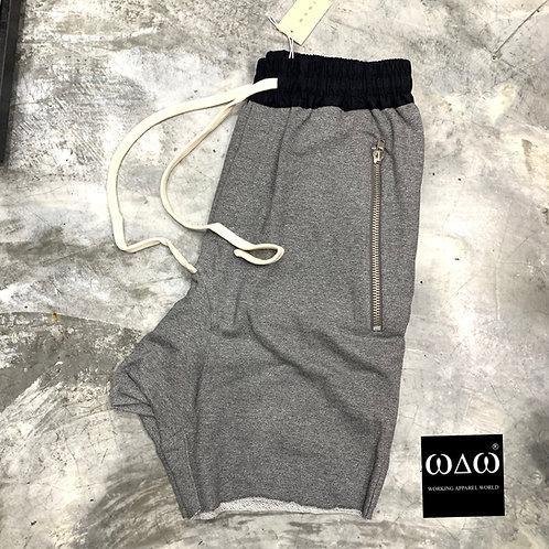 MNML FOG Style Sweatshorts - Grey
