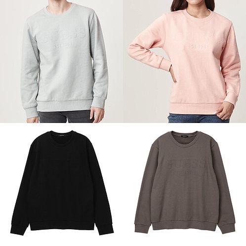 ●預訂貨品● Guess GSM Emb. Sweatshirt