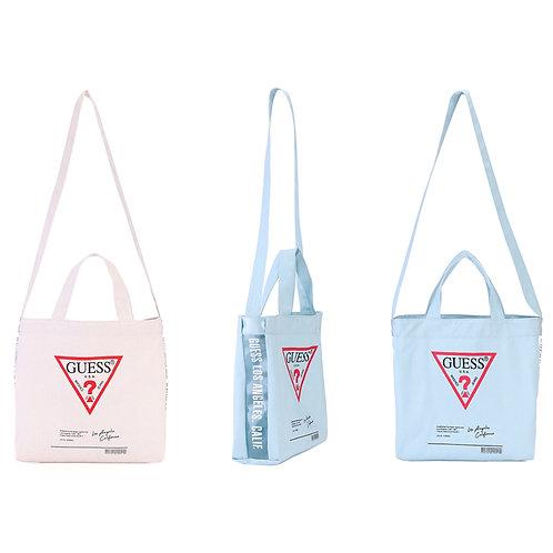 ●預訂貨品● Guess ECO Side PVC 2 Way Bag