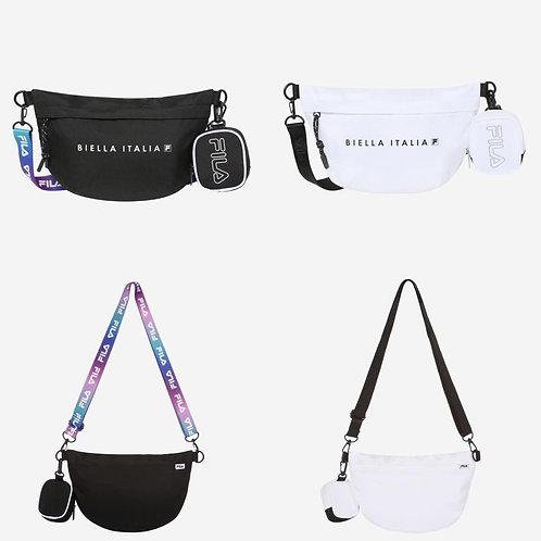 ●預訂貨品● Fila Line Logo Shoulder bag