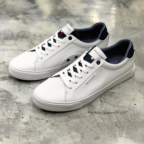●預訂貨品● Tommy Hilfiger Logo Leather Sneaker