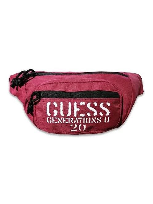 ●預訂貨品● 日版 Guess GEN. Logo Bum Bag