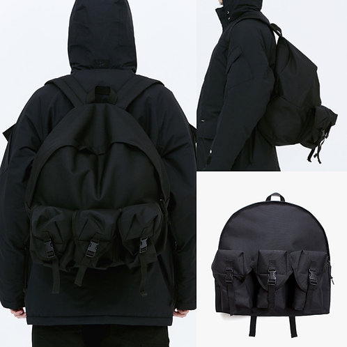●預訂貨品● Lores 3 Pocket Large Backpack