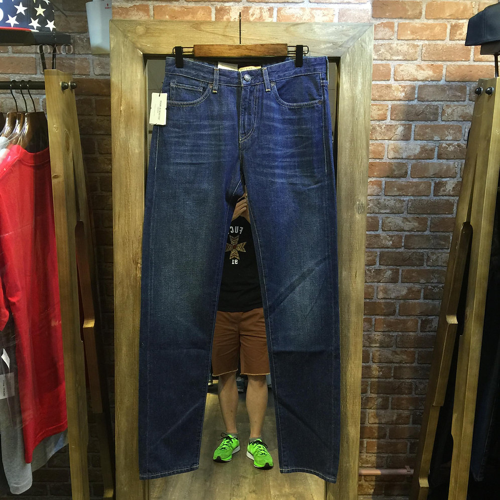 Shuttle Levi's Made And Crafted Taper Jeans 5ARj4L