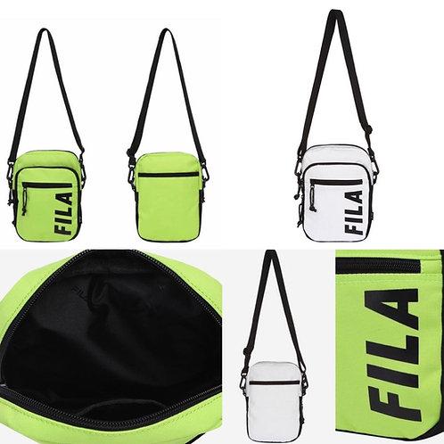 ●預訂貨品● Fila Big Logo Shoulder Bag