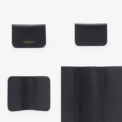 ●預訂貨品● Fred Perry Leather Cardholder