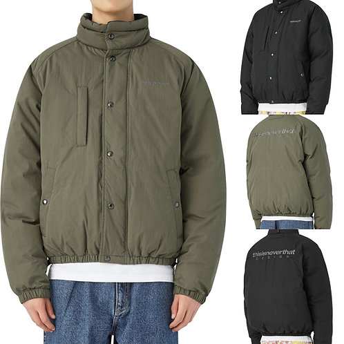 ●預訂貨品● 韓國品牌🇰🇷 thisisneverthat Design Down Jacket