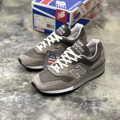 New Balance M997GY Made in USA