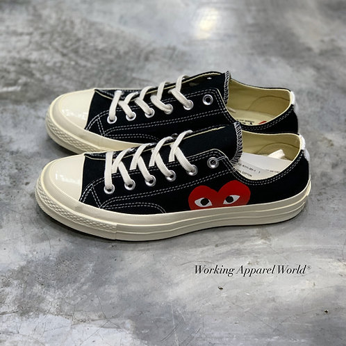CDG Play x Converse Chuck Taylor All Star 70s Low