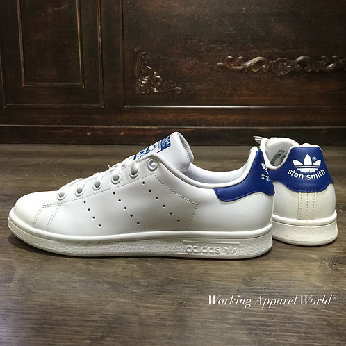 Adidas Stan Smith J - White/Blue