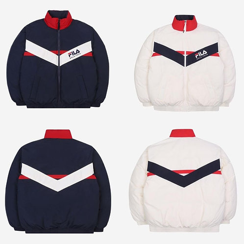 ●預訂貨品● Fila Logo Down Padding Jacket