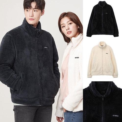 ●預訂貨品● Guess logo neck zip up jacket