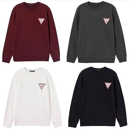 ●預訂貨品● Guess Medium Triangle Sweatshirt