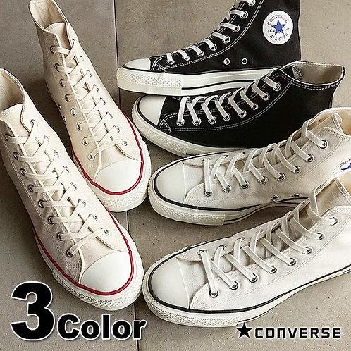 ●預訂貨品● 日本限定 Converse Canvas All Star J Hi Made in Japan