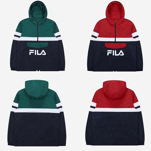 ●預訂貨品● Fila Logo Anorak Jacket