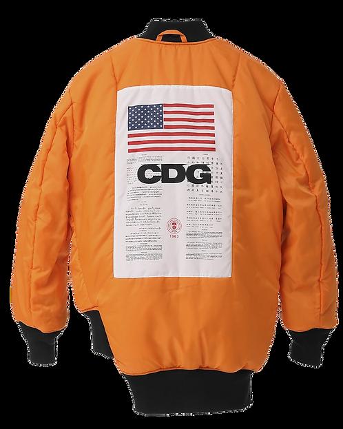 ●預訂貨品● CDG x Alpha Bias MA-1 Jacket
