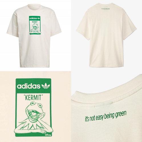 ●預訂貨品● Adidas Kermit Logo Tee