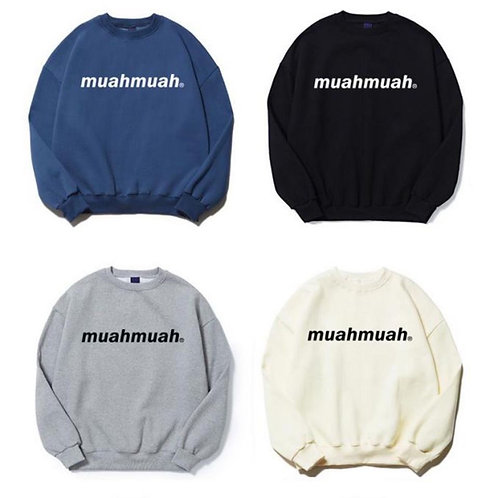 ●預訂貨品● 韓國品牌 Muahmuah 20FW Lower Series Sweatshirt
