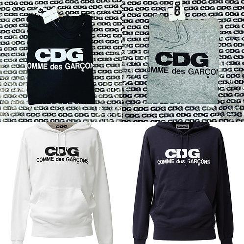 ●預訂貨品● COMME DES GARÇONS CDG Design Hoodie