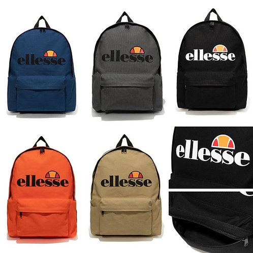 ●預訂貨品● Ellesse Big Logo Backpack