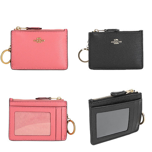 ●預訂貨品● Coach Mini Skinny Id Case