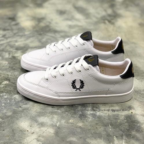 ●預訂貨品● Fred Perry Deucel Leather Sneaker