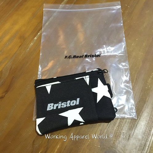 FW16 F.C. Real Bristol Coin Case