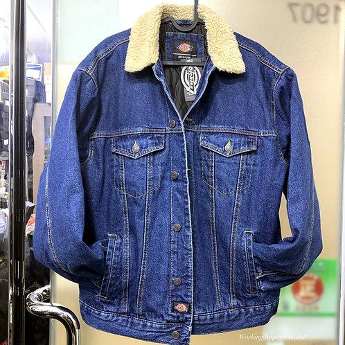 ●預訂貨品● Dickies Logo Denim Jacket