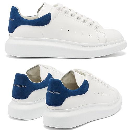 ●預訂貨品● Alexander McQueen Leather Suede Oversized Sneaker