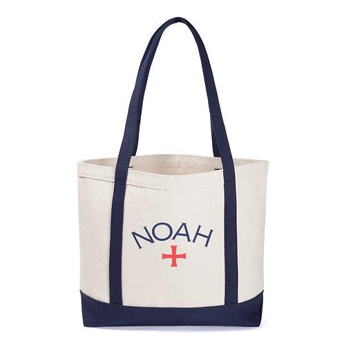 Noah NYC Canvas Shopping Bag