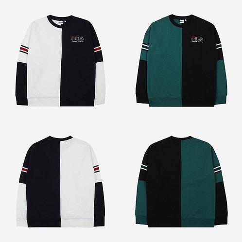 ●預訂貨品● Fila Two Color Sweatshirt