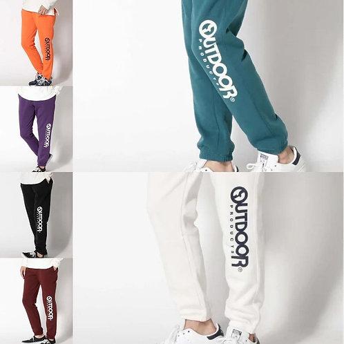 ●預訂貨品● 日版 Outdoor OG Big Logo Sweat Jogger Pants