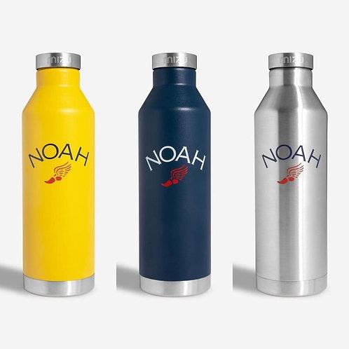 ●預訂貨品● Noah by Mizu Vacuum Sealed 100%BPA free Winged Foot Stainless Steel Bott.