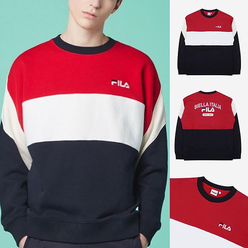 ●預訂貨品● Fila Est.1911 Logo Sweatshirt